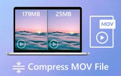 Comprimeer MOV-bestand