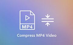 ضغط ملفات الفيديو MP4