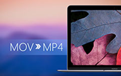 MOV à MP4 sur Mac