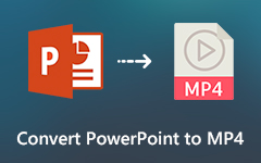 Converti PowerPoint in MP4