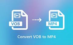 VOB'yi MP4'e Dönüştür