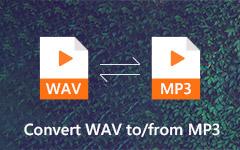 Převést WAV na MP3