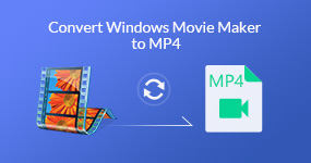 Muunna Windows Movie Maker