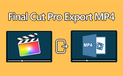 Final Cut Pro Project Files to MP4