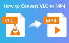 Comment convertir des fichiers VLC en MP4