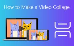 كيف تصنع ملصقة فيديو