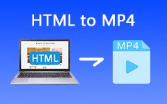 HTML'den MP4'e