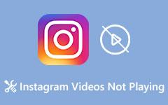 Instagramová videa se nepřehrává