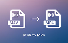 Convertir M4V en MP4