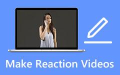 Vytvořte reakční videa