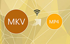 MKV en MP4 en ligne Convertisseur
