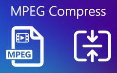 Komprimujte video MPEG
