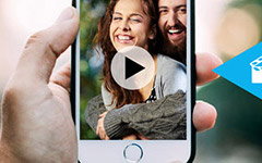 Zet video op iPhone