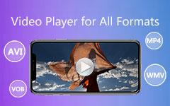 5 nejlepších video přehrávačů pro všechny formáty Windows 10 PC a Mac