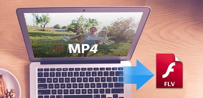 MP4 à FLV sur Mac