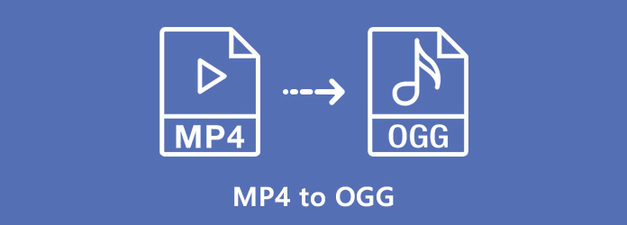 MP4, OGG'ye