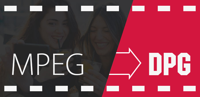 MPEG para DPG