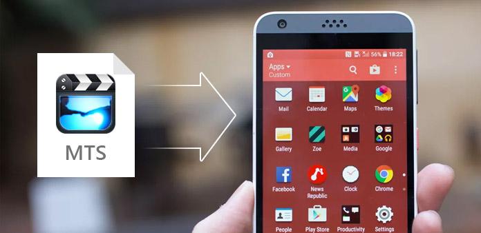 Convertir MTS en HTC One X