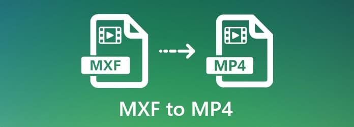 MXF til MP4