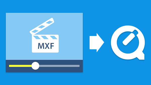mxf a quicktime-ig