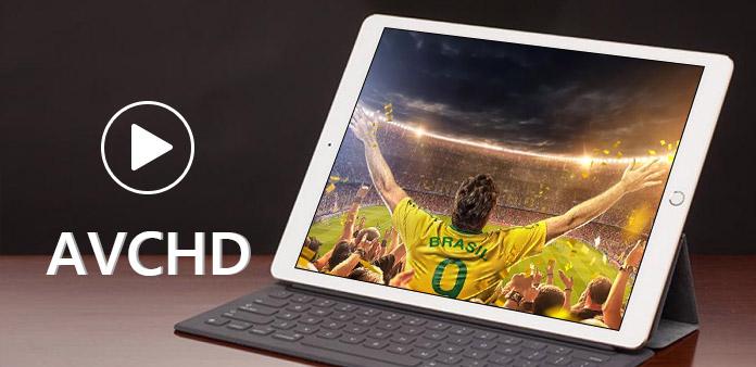 Toista AVCHD / MTS / M2TS iPad 4: lla