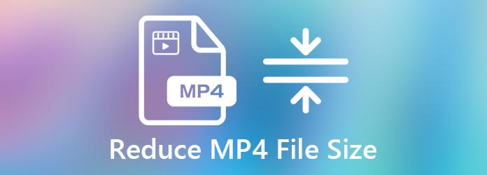 Reduser MP4-filstørrelse