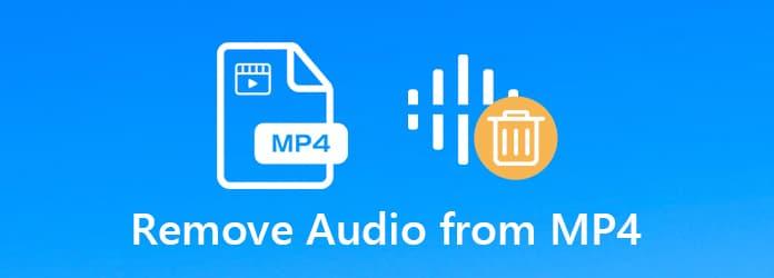 إزالة الصوت من MP4