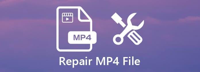 إصلاح ملف MP4