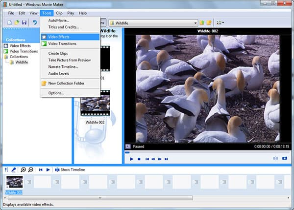 how to cut video with windows media player