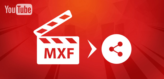 Dela Sony PDW-510P MXF-filer på YouTube