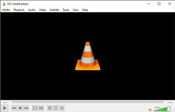 برنامج SWF Player VLC