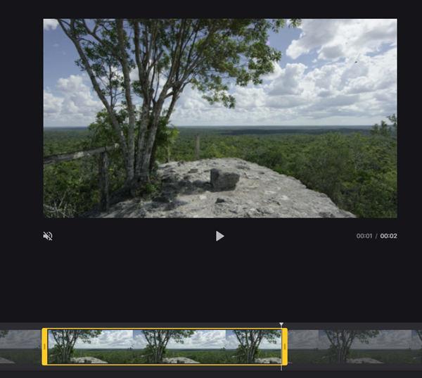تقليم الفيديو في كليديو