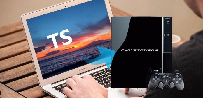 Convertisseur TS pour Mac pour convertir TS en PS3 pour Mac