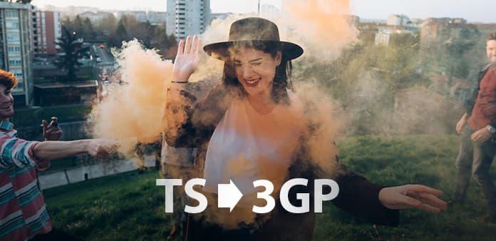 TS'den 3GP'ye