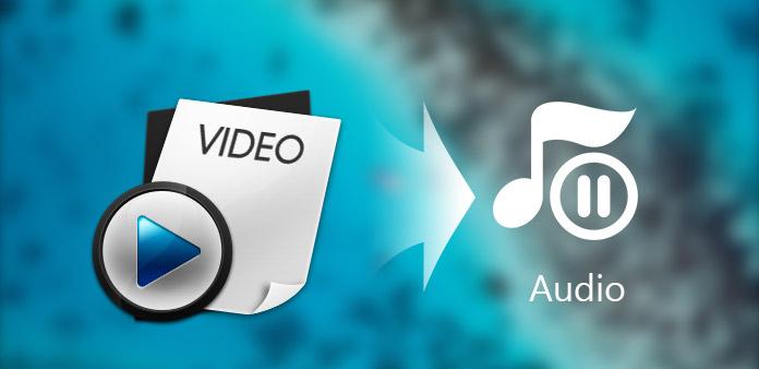 Video Converter å konvertere video til lyd