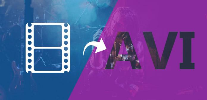 Video Converter pro převod videa do formátu AVI