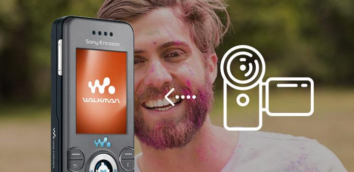 Umieść wideo na odtwarzaczu Sony Walkman