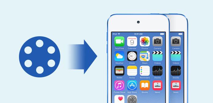 Convertir une vidéo en iPod