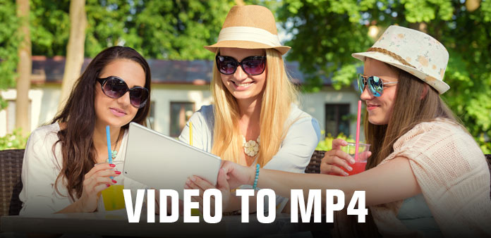 Konvertera video till MP4 med Mac MP4 Converter