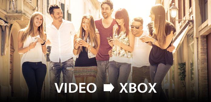 Converti video in Xbox