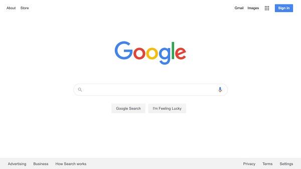 Vyhledávání Google
