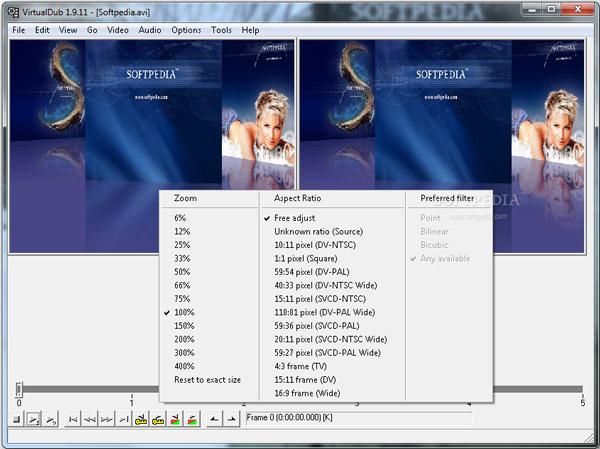 VirtualDubの