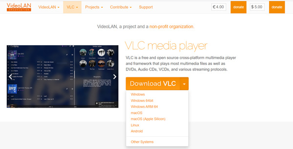 مراجعة برنامج VLC Media Player