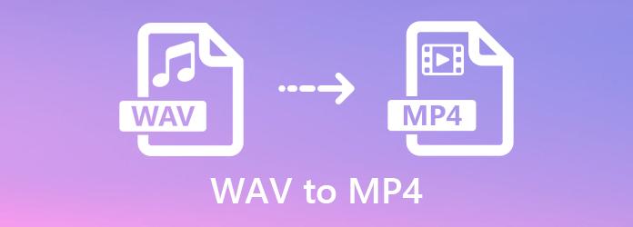 WAV do MP4