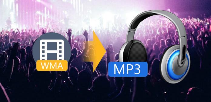 WMA à MP3