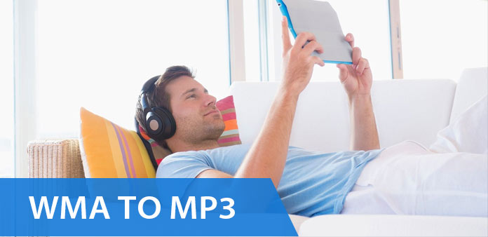 Converti WMA in MP3 e MP3 in file WMA