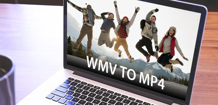 utilizzare WMV in MP4 Converter per Mac