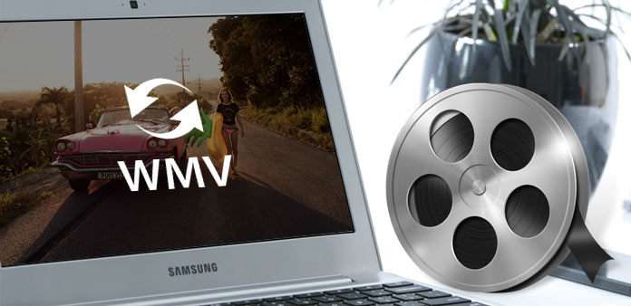 använd WMV video Converter för Mac