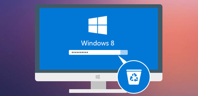 4 Methods To Remove Password On Windows 8/8.1 Without Data