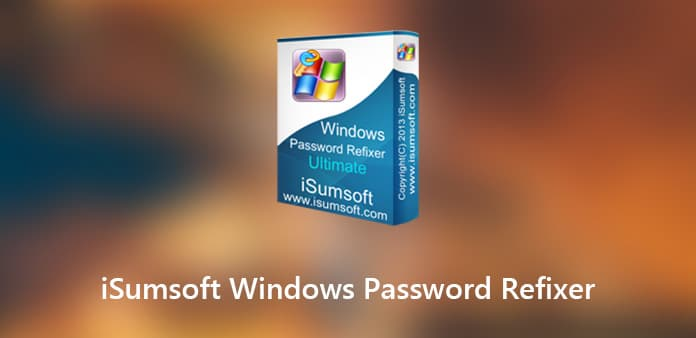 Refixeur de mots de passe Windows iSumsoft